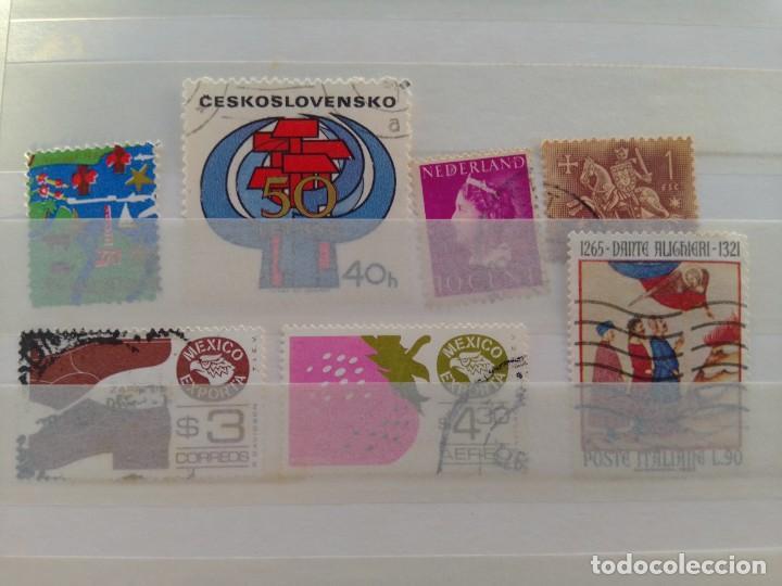 LOTE SELLOS CUBA AMÉRICA EUROPA (Sellos - Colecciones y Lotes de Conjunto)