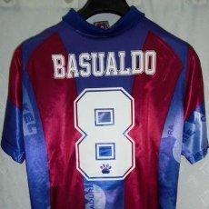 Sellos: EXTREMADURA ESPANA KELME 1996 EXPO LISBOA 8 PEPE BASUALDO. Lote 291032943