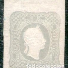 Sellos: AUSTRIA SELLO NUEVO SIN GOMA PARA USO EN PERIODICOS ANO 1861. Lote 294266518
