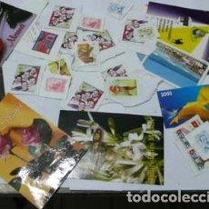 Sellos: ESTAMPILLAS ALMANAQUES Y POSTALES DE CUBA. Lote 294267658