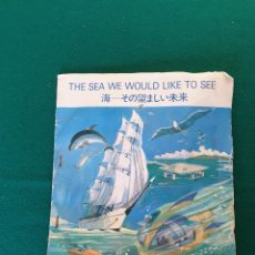Sellos: POSTAGE STAMPS OF THE URSS. THE SEA WEB WOULD LIKE TO SEE CARPETA 60 SELLOS. Lote 295454283