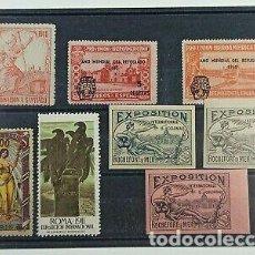 Sellos: LOTE VIÑETAS ANTIGUAS DESDE 1900 A 1960 NUEVAS.. Lote 295513828