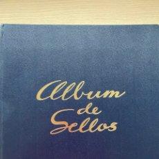 Selos: ALBUM DE SELLOS COLONIAS ESPAÑOLAS. Lote 295719743