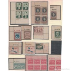 Sellos: ⚡ DISCOUNT CUBA UNIQUE COLLECTION OF POSTAGE STAMPS WITH NUMBERING NG - COLLECTIONS. Lote 295953433