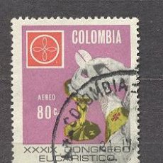 Sellos: COLOMBIA 1968. Lote 21018930