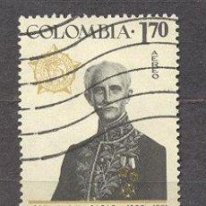 Sellos: COLOMBIA 1967, JOSE JOAQUIN CASAS. Lote 21019062