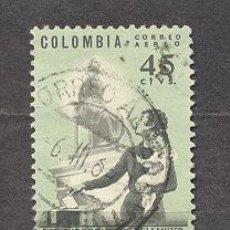Sellos: COLOMBIA 1963,DERECHOS POLITICOS DE LA MUJER. Lote 21019150