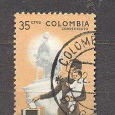 Sellos: COLOMBIA 1963,DERECHOS POLITICOS DE LA MUJER. Lote 21019155