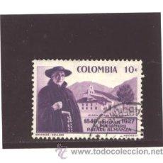 Sellos: COLOMBIA 1958 - YVERT NRO. 555 - USADO. Lote 44033465