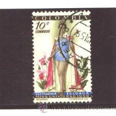 Sellos: COLOMBIA 1959 - YVERT NRO. 563 - USADO. Lote 42868939