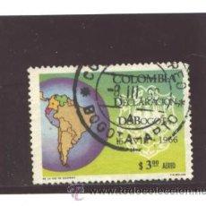 Sellos: COLOMBIA 1967 - YVERT NRO. 467 PA - USADO . Lote 42869218