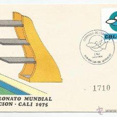 Sellos: 1975 - DEPORTES NATACIÓN - COLOMBIA. Lote 51126953