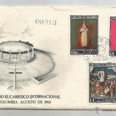 Sellos: 1968 - RELIGIÓN - COLOMBIA. Lote 51126969