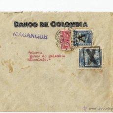 Sellos: COLOMBIA CORREO AEREO 1951-. Lote 54253358