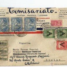 Sellos: COLOMBIA CORREO AEREO 1960.. Lote 54253525
