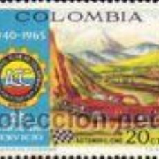 Sellos: COLOMBIA 1966 NUEVO YV-PA461 MNH *** SC. Lote 54646273
