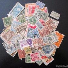 Sellos: 89 SELLOS USADOS ANTIGUOS COLOMBIA. Lote 58725051