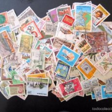 Sellos: 290 SELLOS CORREO AEREO COLOMBIA. Lote 58732410