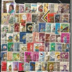 Sellos: LOTE DE 100 SELLOS VARIADOS DE COLOMBIA USADOS EN PERFECTO ESTADO. Lote 62039908