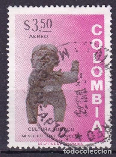 Colombia 1973 Cultura Tumaco Museo Del Banco Comprar Sellos