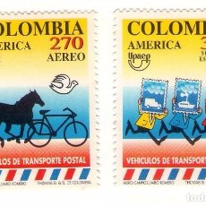 Sellos: COLOMBIA. (UPAEP´94).. Lote 75985415