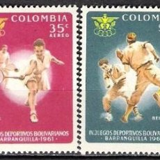 Sellos: COLOMBIA 1961 - NUEVO. Lote 98830207
