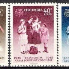 Sellos: COLOMBIA - 1962 - NUEVO. Lote 98830411