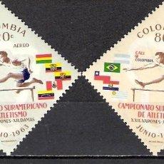Sellos: COLOMBIA 1963 - NUEVO. Lote 98830623