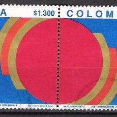 Sellos: COLOMBIA 1999 - USADO . Lote 98830855
