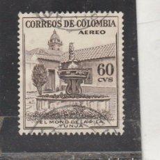 Sellos: COLOMBIA 1954 - YVERT NRO. 246 PA - USADO . Lote 103685903
