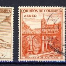 Sellos: COLOMBIA.- LOTE 8.-. Lote 109444267