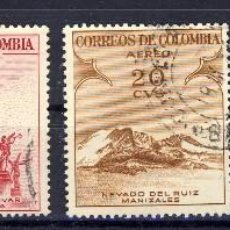 Sellos: COLOMBIA.- LOTE 9.-. Lote 109444615
