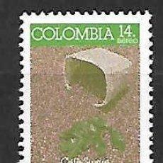 Sellos: CAFÉ DE COLOMBIA. SELLO AÑO 1984. Lote 127185723