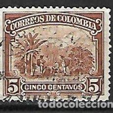 Sellos: CAFÉ DE COLOMBIA. SELLO AÑO 1932. Lote 127186711