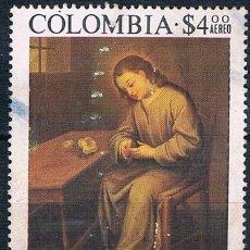 Sellos: COLOMBIA 1975 SELLO USADO Y PA 586. Lote 145137546
