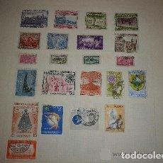 Sellos: COLOMBIA - LOTE DE 22 SELLOS. Lote 147088798