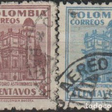 Sellos: LOTE 4 SELLOS COLOMBIA. Lote 147481306