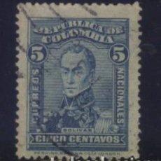 Sellos: S-2911- REPUBLICA DE COLOMBIA.. Lote 153582038