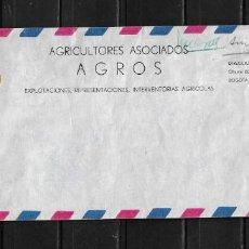 Sellos: COLOMBIA SOBRE SIN SELLOS NI MARCAS . Lote 154820442