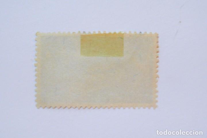 Sellos: Sello postal COLOMBIA 1950, 5 ctvs,VIVIENDA CAMPESINA, Usado - Foto 2 - 161607202