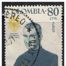Sellos: COLOMBIA // YVERT 468 AEREO // 1967. Lote 183931965