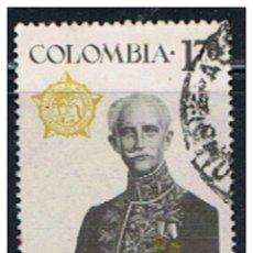 Sellos: COLOMBIA // YVERT 469 AEREO // 1967. Lote 183932437