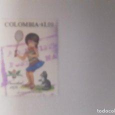 Sellos: COLOMBIA SELLO USADO . Lote 186055393