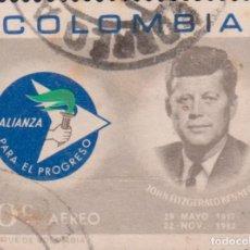 Sellos: SELLO COLOMBIA USADO FILATELIA CORREOS STAMP POST POSTAGE. Lote 192155178