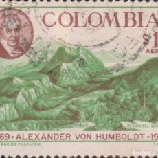 Sellos: SELLO COLOMBIA USADO FILATELIA CORREOS STAMP POST POSTAGE. Lote 192155228