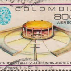 Sellos: SELLO COLOMBIA USADO FILATELIA CORREOS STAMP POST POSTAGE. Lote 192155253