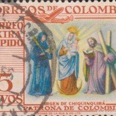 Sellos: SELLO COLOMBIA USADO FILATELIA CORREOS STAMP POST POSTAGE. Lote 192155258