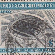 Sellos: SELLO COLOMBIA USADO FILATELIA CORREOS STAMP POST POSTAGE. Lote 192155286