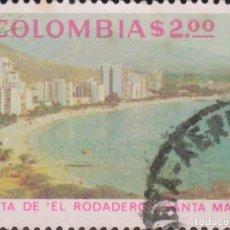 Sellos: SELLO COLOMBIA USADO FILATELIA CORREOS STAMP POST POSTAGE. Lote 192155351