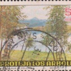 Sellos: SELLO COLOMBIA USADO FILATELIA CORREOS STAMP POST POSTAGE. Lote 192155460